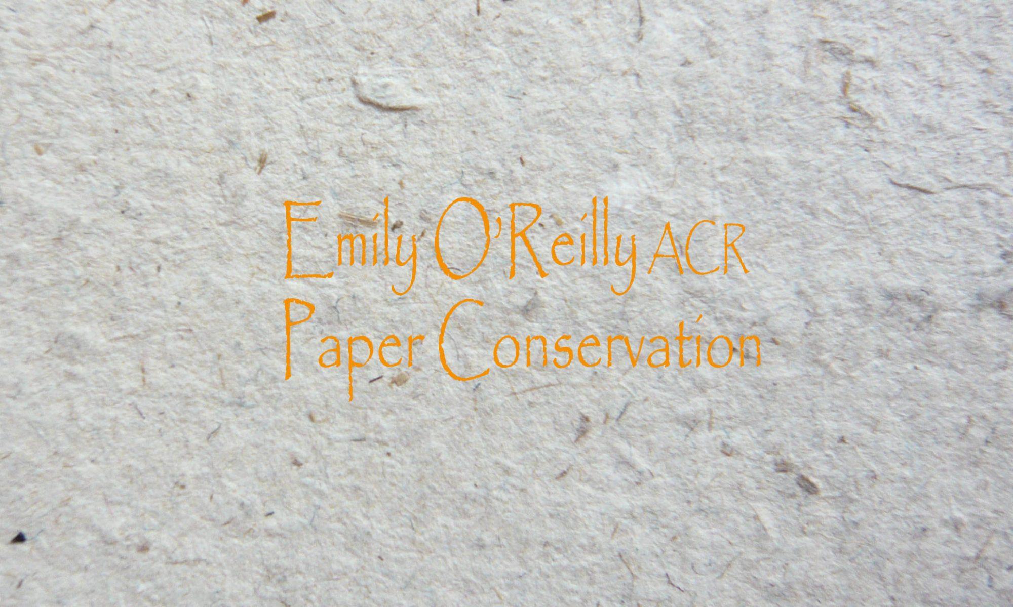 Emily O'Reilly ACR